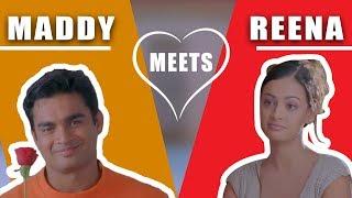 Maddy Finally Meets Reena   Rehnaa Hai Terre Dil Mein   Madhavan   Saif Ali Khan   Dia Mirza   RHTDM