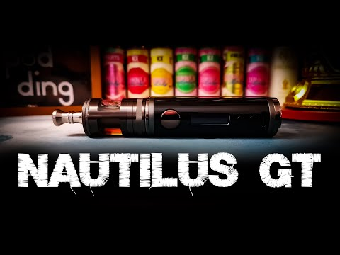 YouTube Video zu Aspire Glint Akkuträger 75 Watt
