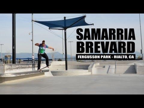 Samarria Brevard - Fergusson Park