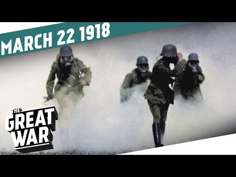 Kaiserschlacht - Velká válka