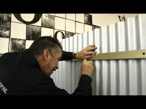 Video of Montage Training golfplaten