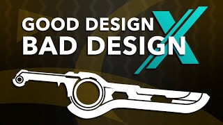 Good Design, Bad Design X - More Of The Best And Worst Graphic Design In Games