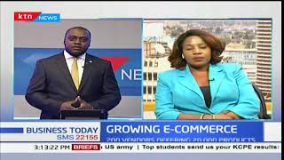 Growing E-commerce: Dir. Ent Business Unit, Rita Okuthe on Safaricom re-positioning