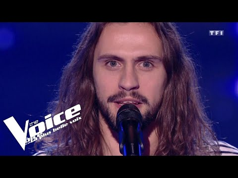 Vianney - Fils à papa | Clément | The Voice 2019 | Blind Audition