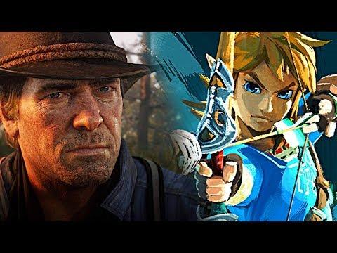 Zelda BOTW 2 inspiré par Red Dead Redemption 2 ? FF7 Remake, xCloud bat Stadia, nouvelles Switch