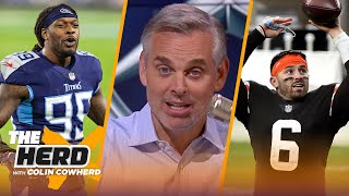 The Cleveland Browns are a championship team, nobody doubts Trevor Lawrence — Colin | NFL | THE HERD