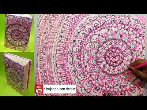 19cddb872714 Como dibujar un Mandala paso a paso  25