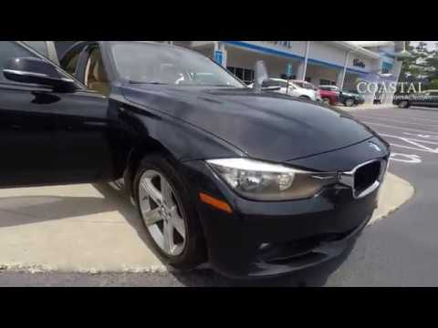Pre-Owned 2013 BMW 3 Series 4dr Sdn 328i RWD