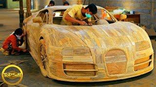 10 อันดับ รถยนต์สุดยอดที่สร้างขึ้นด้วยฝีมือมนุษย์ (ผลงานสร้างสรรค์ล้วนๆ)