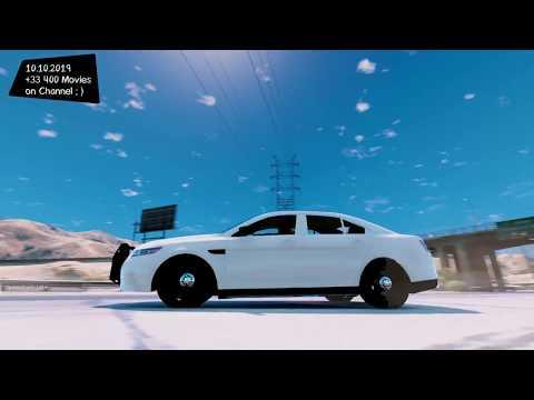 2016 Ford Taurus unmarked FPIS 1 4p - GTA V MOD ENB | 2 7K