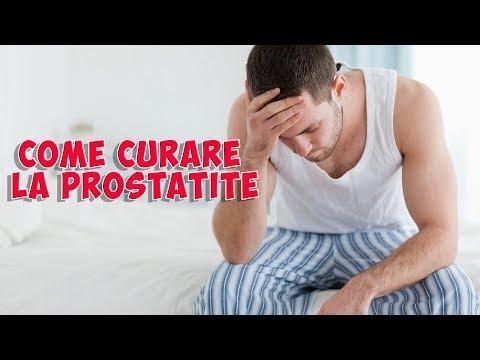 Trattamento della prostatite patch urologiche