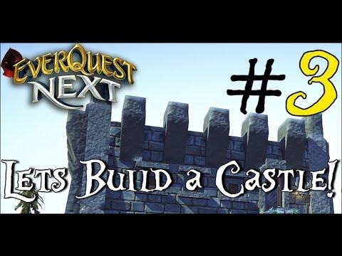Lets Build a Castle! #3