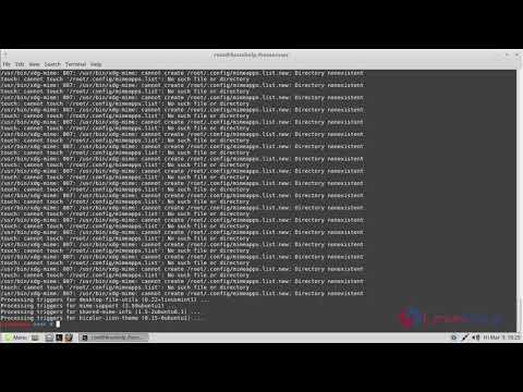 wps office not opening ubuntu