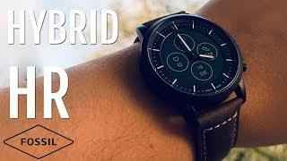 Fossil Collider Hybrid HR - Die perfekte Hybrid Uhr?
