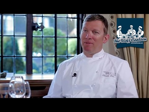 2-Michelin star pastry chef Benoit Blin, talks Raymond Blanc and buying only the best equipment