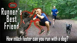 #CANICROSS: How Much Faster Can You Run With a Dog?