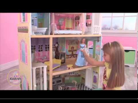 Nukumaja Kidkraft Kaylee hind ja info | Tüdrukute mänguasjad | kaup24.ee