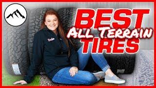 5 BEST All-Terrain Truck Tires!