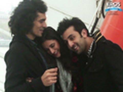 Rockstar team in London | Ranbir Kapoor & Nargis Fakhri