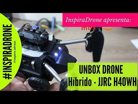 JJRC H40WH DRONE HÍBRIDO -BRASIL