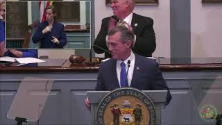 Delaware Governor John Carney: State of the State Address 2020