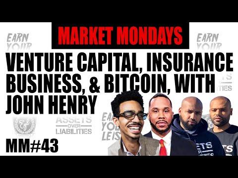 Venture Capital, Insurance Business, & Bitcoin, with John Henry