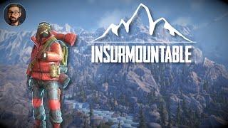 Youtube thumbnail for Insurmountable Review | Roguelike mountain climber