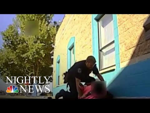 Officer Resigns After Video Captures Him Throwing Special Needs Student To Ground | NBC Nightly News