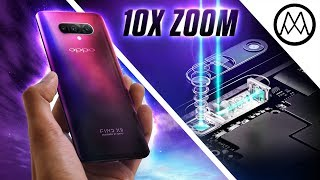 The Next OPPO Find X could be very Different