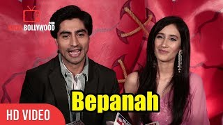 Harshad Chopra And Namita Dubey | बेपनाह Bepanah New Serial Launch