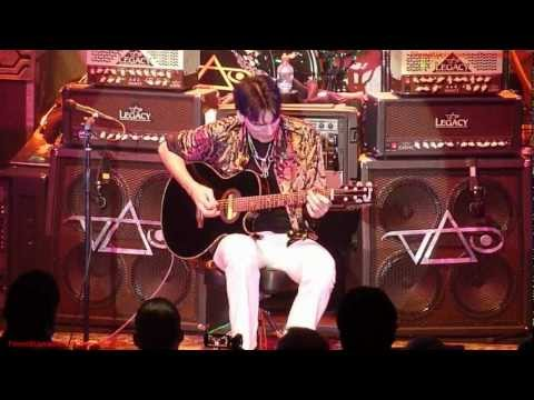 Steve Vai - Sisters Live Vicar St Dublin Ireland 04 Dec 2012