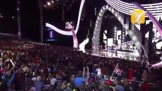 Rod Stewart, Festival de Viña del Mar 2014