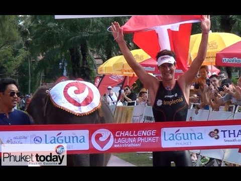 Challenge Laguna Phuket video report & results