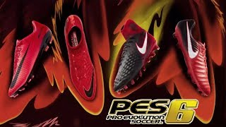 Download video [PES6] Pack de Botines Colección Nike MOTION