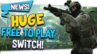 "Huge Games Go Free To Play! ""New F2P Games"""