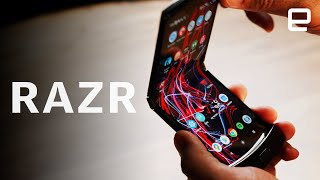 Motorola Razr review: More fashion statement than flagship