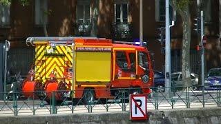 preview picture of video 'Compilation départs Sapeurs-Pompiers Toulouse (31)'