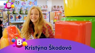 4. Kristýna Škodová - dejte jí svůj hlas