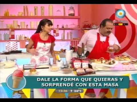 Manera original de servir el helado: Tulipas y cucuruchos caseros.(Parte 1)