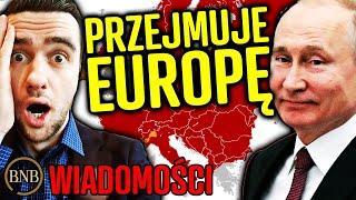 Biden się PODDAŁ! Putin wygrał W̳O̳J̳N̳Ę̳ o EUROPĘ | WIADOMOŚCI
