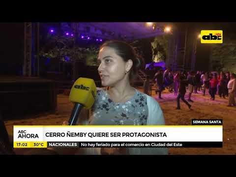 Cerro Ñemby quiere ser protagonista en días santos