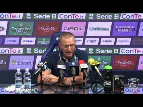 Preview video Le parole di mister Andreazzoli alla vigilia di Frosinone-Empoli