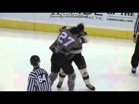 Jeremy Beirnes vs. Dennis Sicard