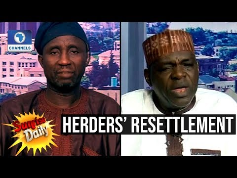 Resolving The Herders' Resettlement Controversy