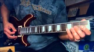 ACCEPT -  Princess of the Dawn - Guitar lesson (rhythm)