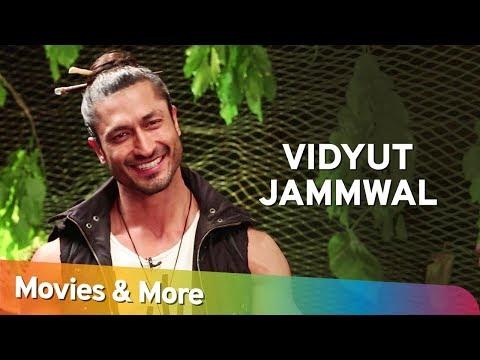 Vidyut Jammwal interview with Siddarth Kannan | Junglee Movie [2019] | Movies & More