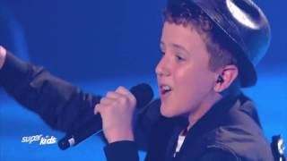 SuperKids German TV Show - Henry Gallagher (History - One Direction)