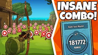 BLOONS TOWER DEFENSE 6 LIVESTREAM! HARD, + MORE! - YouTube