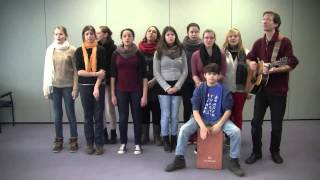 Homophobia - (Chumbawamba-Cover) -  FALS Solingen - Schulchor 'Voices'