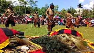 Warog Reog Singo Mudho Dalam Rangka Deklarasi Karang Taruna Sempal Wadhak